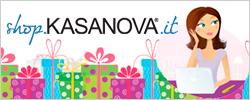 Lo shop online di Kasanova